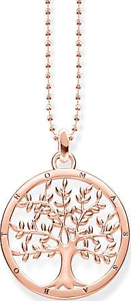 Thomas Sabo necklace rose gold-coloured KE1660-415-40-L45v Thomas Sabo