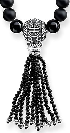Thomas Sabo necklace black KE1677-704-11-L90 Thomas Sabo