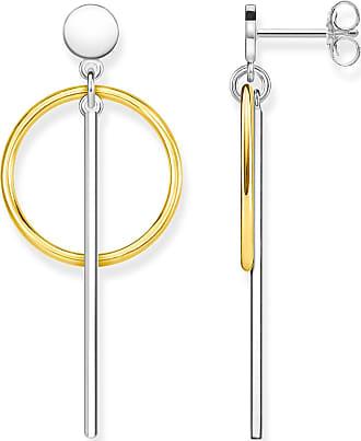 Thomas Sabo hoop earrings multicoloured CR599-346-7 Thomas Sabo