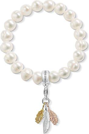 Thomas Sabo Charm bracelet white SET0097-450-14-L Thomas Sabo