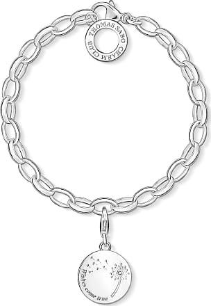 Thomas Sabo Charm bracelet white SET0333-450-14-L Thomas Sabo