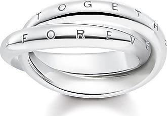 Thomas Sabo personalised ring TR2116-001-12-48 Thomas Sabo