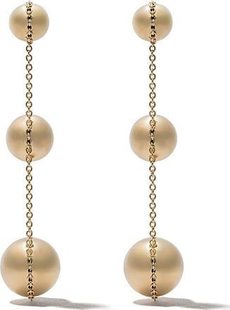 18kt yellow gold Tiffany City HardWear triple drop earrings - Metallic Tiffany & Co.