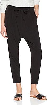 Enola, Pantalon Femme, Noir (Black 900), X-SmallTigha