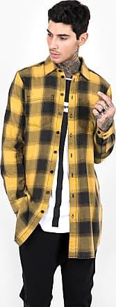 Shirt Aren yellow Tigha