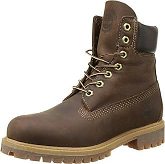 Timberland Boots Authentics 8 In Rugged Handsewn F/l Boot Timberland Soldes