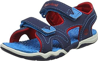 Timberland Kids Adventure Seeker 2-Strap Sandal Blau, Kinder Sandale, Größe EU 31 - Farbe Black Iris