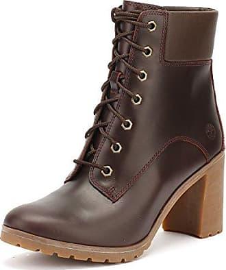 aacec289d168 Damen Stiefel   Stiefeletten, Braun - Marrone - Größe  41.5 Timberland