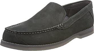 Timberland Lufkin Jogger, Zapatos de Cordones Oxford para Hombre, Gris (Forged Iron Suede C64), 45 EU