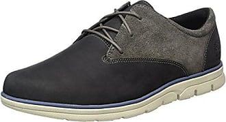 Timberland Brook Park Light, Zapatos de Cordones Oxford para Hombre, Azul (Midnight Navy Hammer II 431), 40 EU