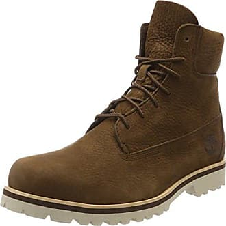 Chilmark 6 Inch, Botas Clasicas para Hombre, Amarillo (New Wheat Barefoot Buffed K37), 46 EU Timberland