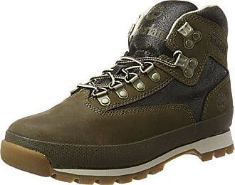 Timberland Ellis Street Lace-Up, Zapatos de Cordones Oxford para Mujer, Marrón (Saddle F13), 41.5 EU
