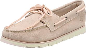 Timberland Camden Falls Full-Grain Leather, Mocassins (Loafers) Femme, (Wrought Iron Escape), 38 EU