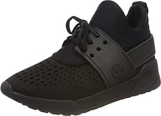 Timberland Kiri Up, Oxford para Mujer, Negro (Black), 41 EU