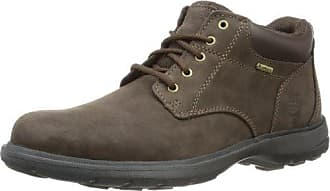 Rugged 6 Inch Plain Toe Waterproof, Bottes Classiques homme - Marron (Medium Brown), 45.5 (11 UK)Timberland
