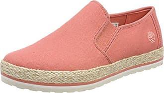 Timberland San Francisco Flavor, Zapatos de Cordones Oxford para Mujer, Rosa (Crabapple K41), 38 EU