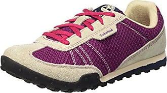 Timberland Greeley_Greeley Low, Sneakers Basses Femme - Violet - Violett (Magenta/Lite Tan), 37