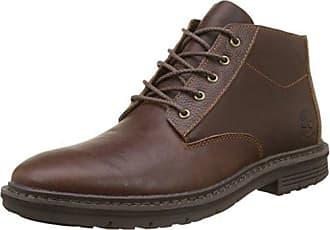 Timberland Bradstreet Plain Toe, Bottes Chukka Homme, Marron (Brown), 44.5 EU