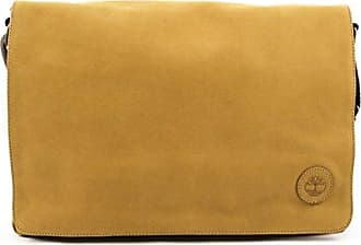 Messenger bag in leather Timberland M4406 Tan 919 Timberland