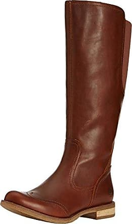 Timberland 6 in classic, Damen Halbschaft Stiefel, Braun (DARK BROWN), 38.5 EU (5.5 Damen UK)