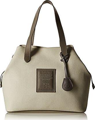 Timberland Tb0m3149, Sacs portés épaule femme, Bianco (Coconut Shell), 14x30x35 cm (W x H L)
