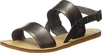 Timberland Damen Carolista Ankle Thongcopper Metallic Knöchelriemchen, Braun (Copper Metallic), 36 EU