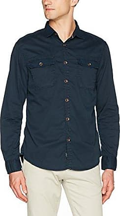 Mens Boland Check Casual Shirt Timezone