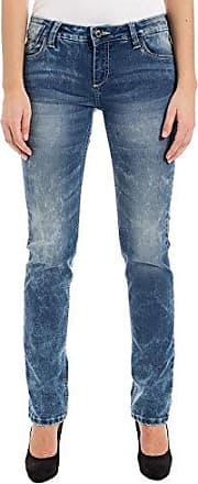 Jeans - Skinny - Femme, Bleu (Light Classic Blue 3058), 33 (Taille fabricant : 33)Timezone
