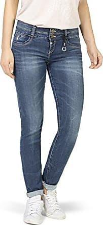 FabianTZ 5-pocket pants - Pantalon Homme, Bleu - Blau (total night blue 3827), 48 (taille fabricant: 32/32)Timezone