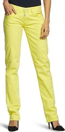 Pantalon - Skinny - Femme - Jaune (Bright Yellow 7045) - W33 (Taille fabricant: W33)Timezone