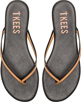 Marble Sandal in Black. - size 8 (also in 6) Tkees