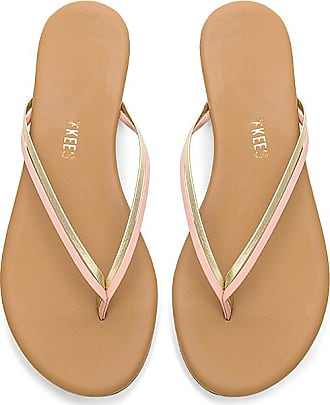 Sandal in Metallic Gold. - size 10 (also in 5,6,7,8,9) Tkees