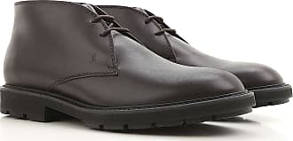 Boots for Men, Booties On Sale, Black, Patent, 2017, 7 9 Tod's