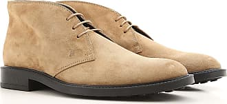 Desert Boots Chukka for Men On Sale, Light Grey, Suede leather, 2017, 10 5 8 9.5 Tod's