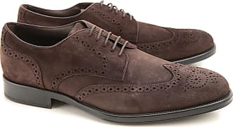 Brogue Shoes, Cacao, Leather, 2017, 6 7 8 Tod's