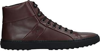 Sneakers Mid Top A0S680 suede brown Tod's