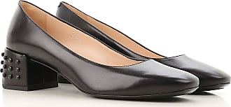 Pumps & High Heels for Women On Sale, Black, Suede leather, 2017, 2.5 3 3.5 4.5 7.5 Tod's