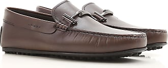 Driver Loafer Shoes for Men On Sale, Mud, Suede leather, 2017, 11 5 5.5 6 6.5 7 Tod's