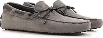 Chaussures De Sport Pour Les Hommes, Bleu D'encre, Cuir, 2017, 39 40 41,5 38,5 42 42,5 43 44 Santoni