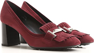 Pumps & High Heels for Women On Sale in Outlet, Cacao, Suede leather, 2017, US 9 (EU 39) Tod's