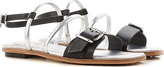 Sandals for Women On Sale, Black, Leather, 2017, 3.5 4.5 7.5 Tod's