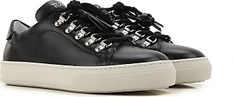 Sneakers for Women On Sale, Black, Leather, 2017, 2.5 4 4.5 5.5 7 7.5 Tod's