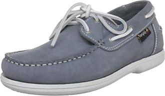 Capri, Chaussures plates femme - Bleu - Ocean, 42.5 (9 UK)Toggi