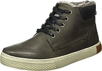 4880702, Brogues Homme, Gris, 42 EUTom Tailor