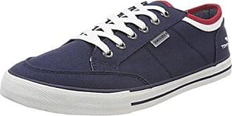 TOM Tailor 4881503, Náuticos para Hombre, Azul (Navy), 41 EU