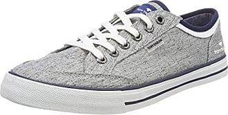 4881507, Chaussures Bateau Homme, Grau (Coal), 41 EUTom Tailor