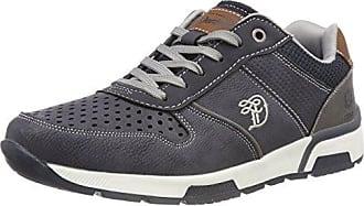 TOM Tailor 4882401, Zapatillas para Hombre, Azul (Navy), 42 EU