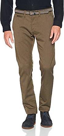 Garcia M81120, Pantalones para Hombre, Marrón (Kangaroo 2554), 44 (Talla del Fabricante: 28) Garcia Jeans