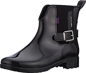 3792302 - Botines Mujer, Color Negro, Talla 41 Tom Tailor