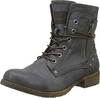 1691309, Desert Boots Femmes, Noir (Black), 36 EUTom Tailor